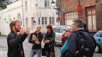 Full-Day Tour to Bruges from Brussels