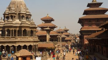 Small-Group Kingdoms of Patan & Bhaktapur Tour