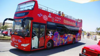 Gozo Hop-On Hop-Off Bus Tour