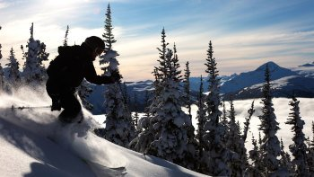 Whistler Ski Hire Package with Delivery