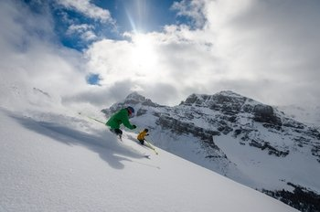 SkiBig3 Lift Ticket for Lake Louise, Sunshine Village & Mt. Norquay