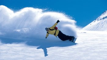 Snowbasin & Powder Mountain Snowboard Rental Package