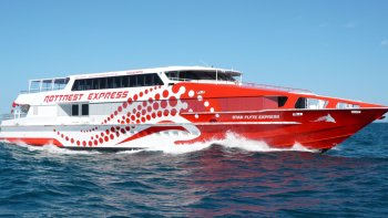 Shared Ferry: Rottnest Island