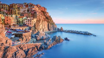 Cinque Terre & Portovenere Full-Day Tour from Siena