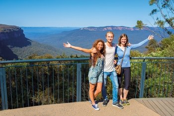 Blue Mountains & Wildlife Park Day Tour