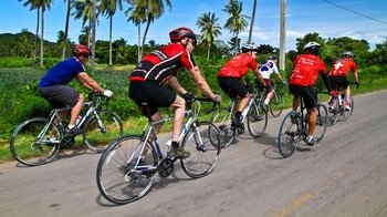 Bangkok to Ayutthaya Cycling Tour