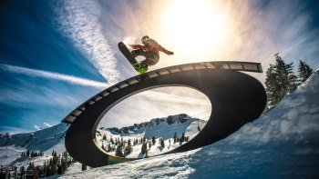 Squaw Valley-Alpine Meadows Lift Ticket