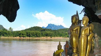 Pak Ou Caves with River Cruise Half-Day Tour