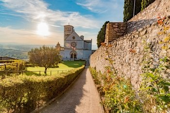 Assisi, Cortona & Perugia Full-Day Tour from Florence