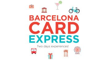 48-Hour Barcelona Express Public Transportation Card