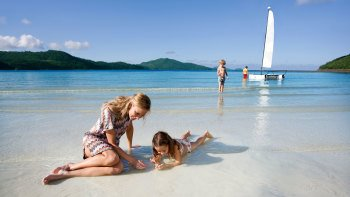 Family-Friendly Hamilton Island Full-Day Cruise