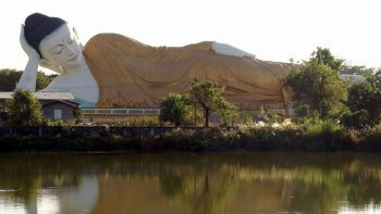 Private Bago's Pagodas Full-Day Tour