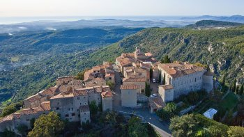 Small Group Cannes, Grasse & Gourdon Full Day Tour from Nice