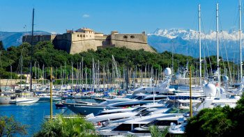 Small-Group Cannes, Juan-les-Pins & Antibes Half-Day Tour