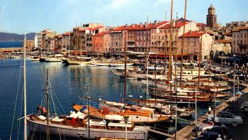 Saint-Tropez Tour & Cruise