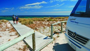 Rottnest Island Day Tour from Perth