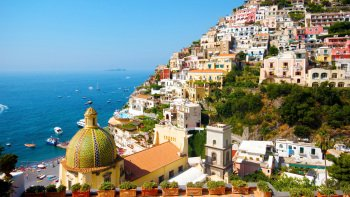 Amalfi Coast & Positano Small-Group Tour by High-Speed Train