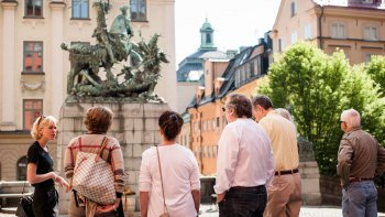 Gamla Stan Historical Walking Tour