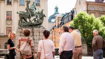 ,Tour por Estocolmo,Tour por el centro histórico