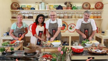 Tropical Spice Garden Cooking Class