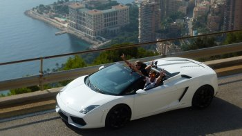 Lamborghini Self-Drive with Professional Instructor
