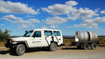 Craft Beer 4-Wheel-Drive Adventure on the Fleurieu Peninsula