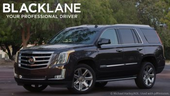 Private SUV: Cleveland Airport (CLE)