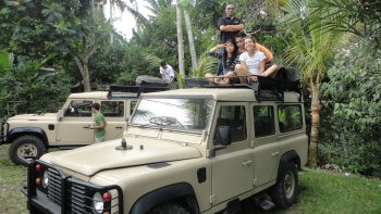4x4 Adventure & Full-Day Tour of Bali