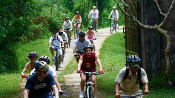 Village Cycling Half-Day Tour