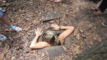 Ho Chi Minh City & Cu Chi Tunnels Tour with Lunch