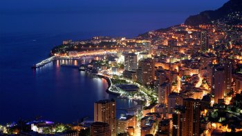 Monaco By Night Tour from Cannes