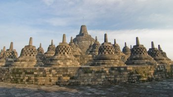 Private Volcano, Temples & Village Tour
