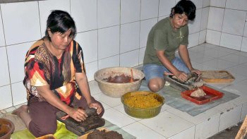 Private Local Market & Traditional Medicine (Jamu) Tour