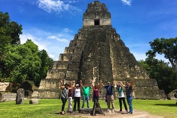 Tikal Day Tour by Air from Guatemala City