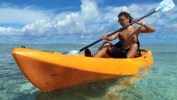 Kayak, Snorkel, & Spa Adventure