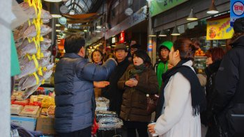 Private Food Tasting & Cultural Experience Tour