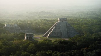 Open the Gate to Chichén Itzá with Mayan Planetarium