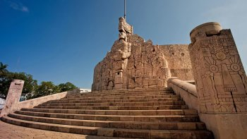 Chichen Itza+Uxmal & Kabah or Uxmal Light & Sound+City Tour