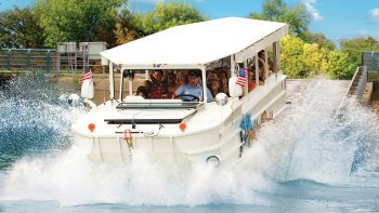 Ride the Ducks of Branson Land & Lake Tour