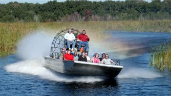 New Orleans Airboat Adventure