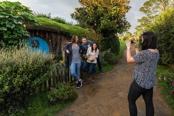 Full-Day HobbitonTM Shire Film Set Tour