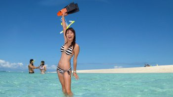 Mañagaha Island & Snorkel Adventure with Spa