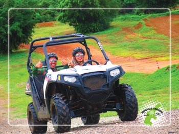 Buggy & Grotto Snorkel Adventure with Spa