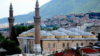Bursa, Green Mosque & Mount Olympus Small-Group Tour