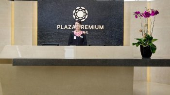 Plaza Premium Lounge at Hong Kong International Airport (HKG)