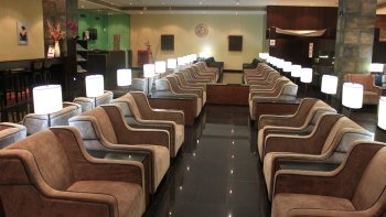 Plaza Premium Lounge at Muscat International Airport (MCT)