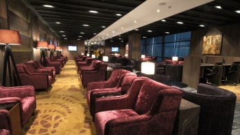 Plaza Premium Lounge at Indira Gandhi International Airport (DEL)