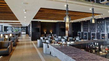 Plaza Premium Lounge at Kempegowda International Airport
