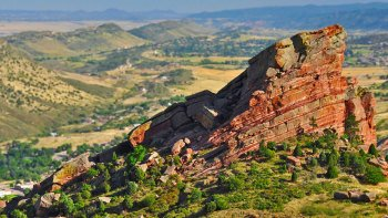 Guided Rocky Mountain Sightseeing Tour