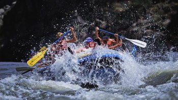 Half-Day Guided Whitewater Rafting